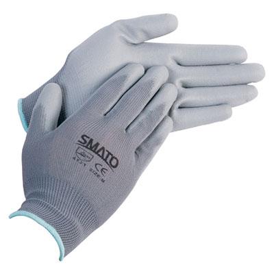 Găng tay phủ cao su Smato