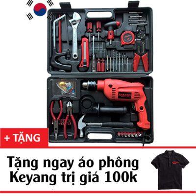 Bộ máy khoan Smato 118 chi tiết Hàn Quốc