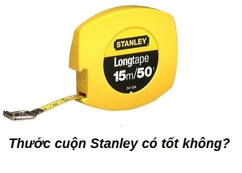 Thước cuộn Stanley