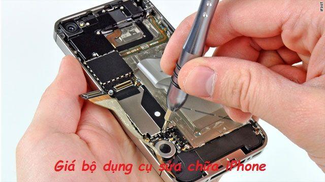 Bộ dụng cụ sửa chữa iPhone giá bao nhiêu?