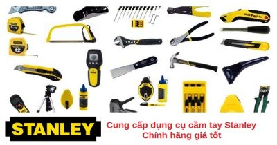 dụng cụ cầm tay Stanley
