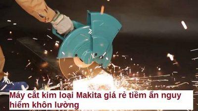 máy cắt kim loại makita
