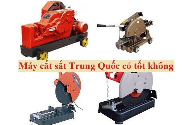 máy cắt sắt Trung Quốc