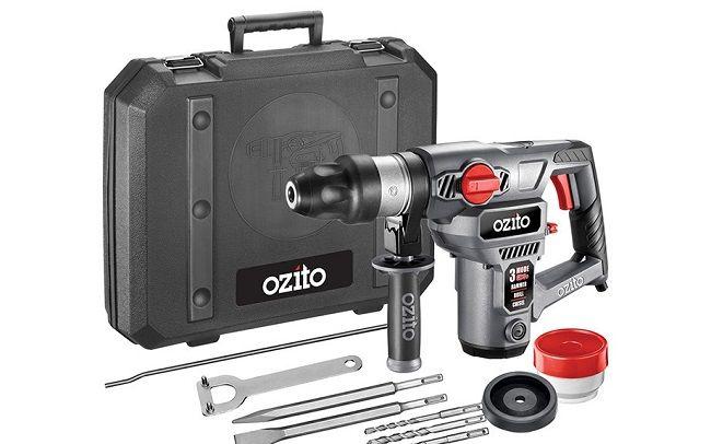 máy khoan bê tông ozito
