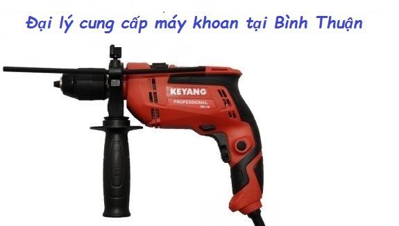 Đại lý cung cấp máy khoan tại Bình Thuận