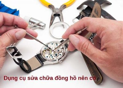 phụ kiện sửa chữa đồng hồ