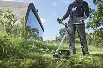 hướng dẫn sử dụng máy cắt cỏ dùng xăng