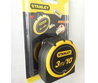 giá bán thước cuộn Stanley 3m